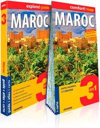 MAROC (EXPLORE! GUIDE 3EN1)