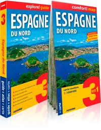 ESPAGNE DU NORD (EXPLORE! GUIDE 3EN1)