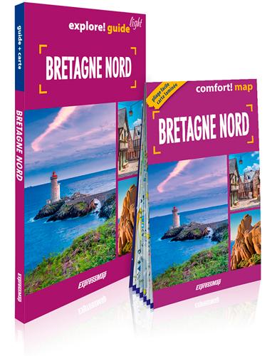 BRETAGNE NORD (EXPLORE! GUIDE LIGHT)