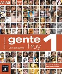 GENTE HOY 1 LIVRE ELEVE+CD