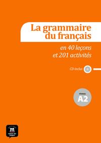 GRAMMAIRE DU FRANCAIS A2 LIVRE