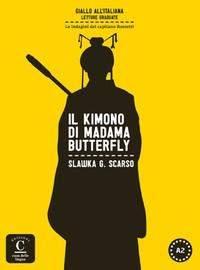 IL KIMONO DI MADAMA BUTTERFLY LIVRE+MP3