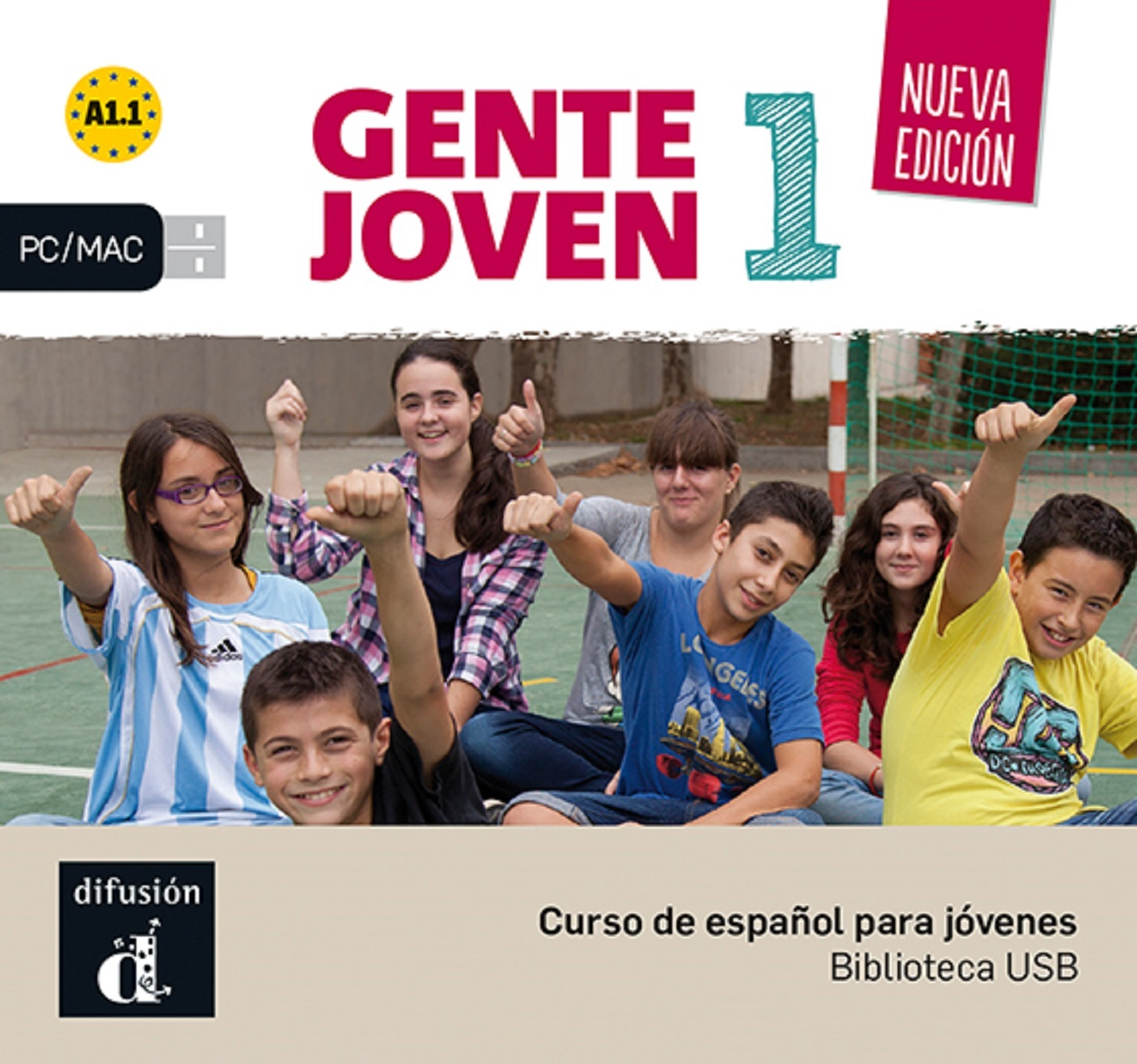 GENTE JOVEN 1 INT. NED - CLE USB