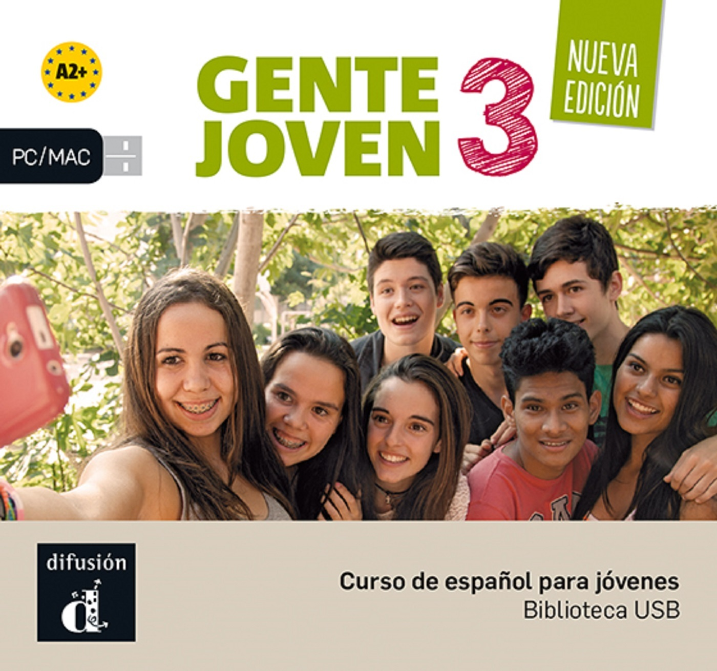 GENTE JOVEN 3 INT. NED - CLE USB