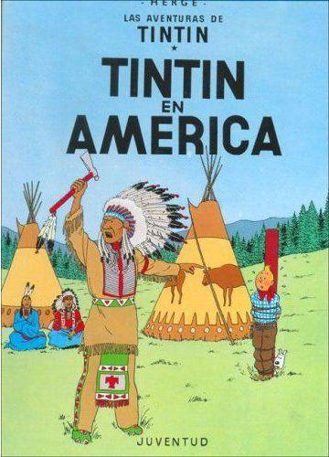 TINTIN EN AMERIQUE (ESPAGNOL NE 2011)