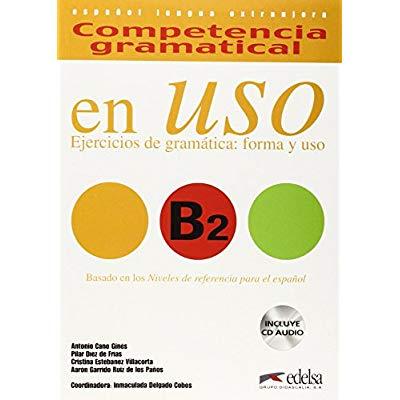 COMPETENCIA GRAMATICAL EN USO B2 - LIVRE + CD