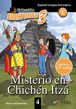 APT - MISTERIO EN CHICHEN ITZA - NIVEL A