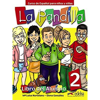 LA PANDILLA 2 PACK ALUMNO + EJERCICIOS