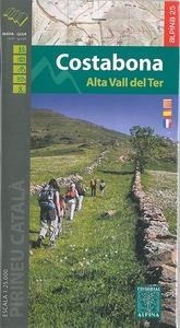 COSTABONA/ALTA VALL DEL TER  1/25.000