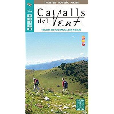 CAVALLS DEL VENT  1/30.000