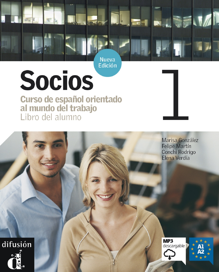 SOCIOS 1 LIVRE DE L'ELEVE + MP3