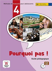POURQUOI PAS 4 CDROM GUIDE PEDAGOOGIQUE