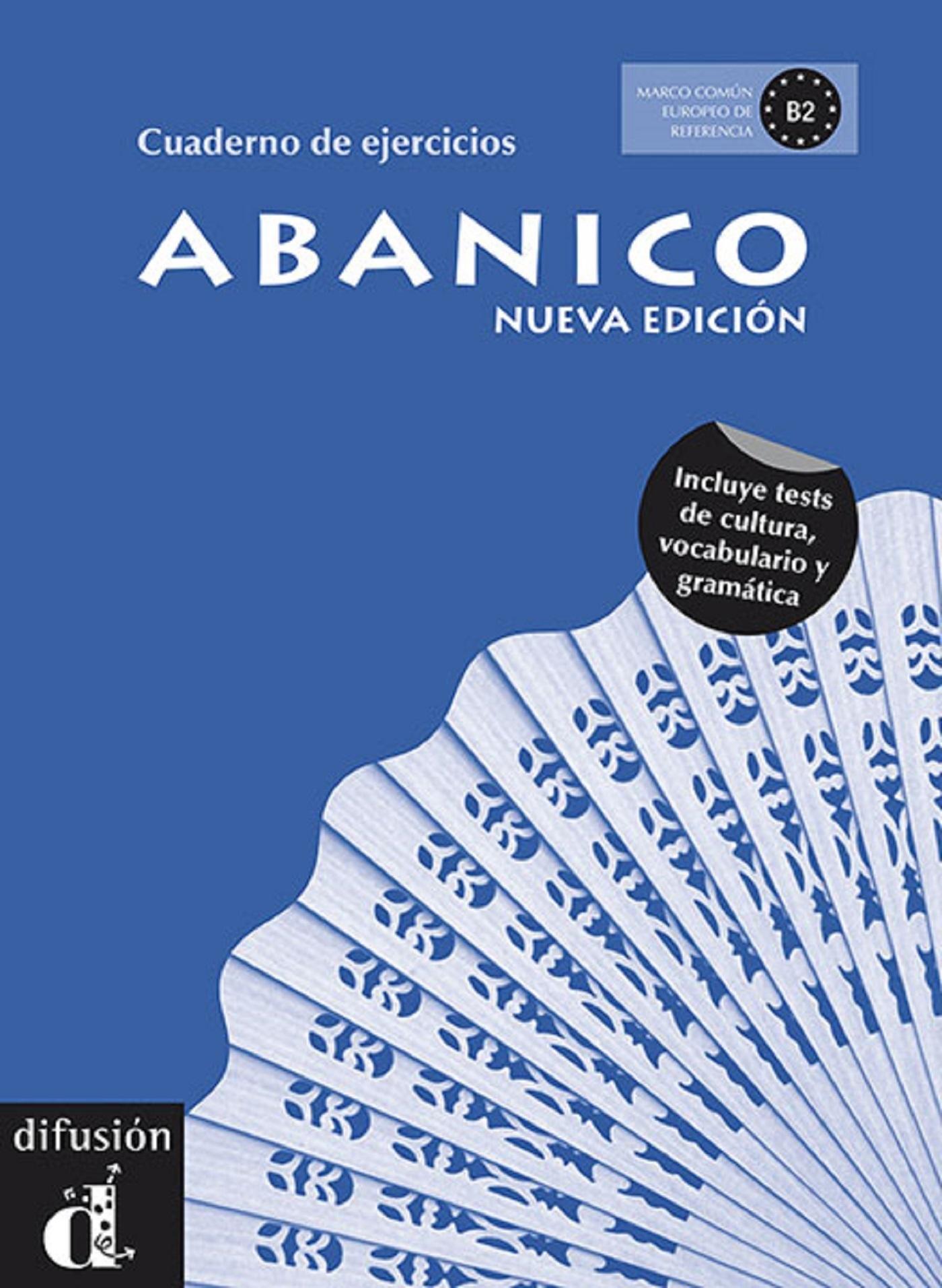 ABANICO B2 NOUVELLE EDITION CAHIER EXERCICE