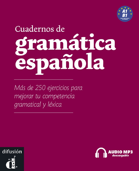 CUADERNO DE GRAMATICA ESPANOLA A1-B1 - LIVRE + CD