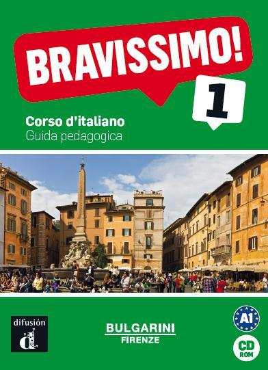 BRAVISSIMO! 1 - CD-ROM GUIDE PEDAGOGIQUE