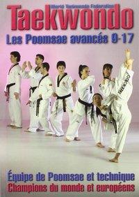 TAEKWONDO, LES POOMSAE AVANCES 9-17