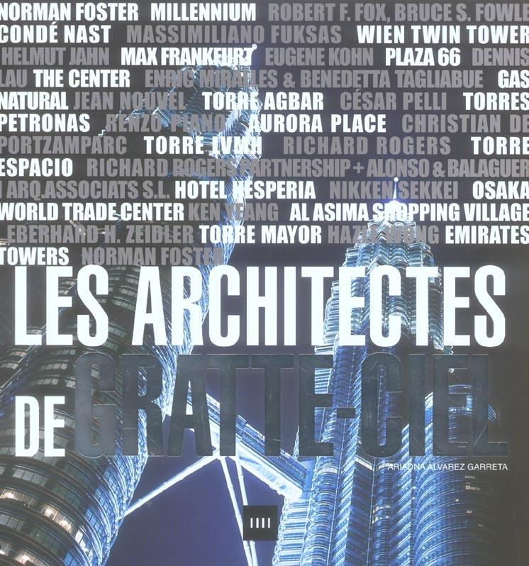 LES ARCHITECTES DE GRATTE CIEL