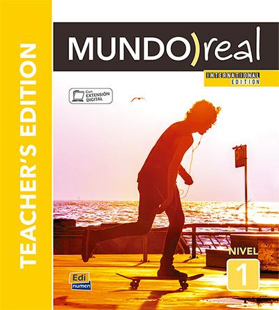 MUNDO REAL 1 TEACHER'S EDITION. INTERNATIONAL EDITION