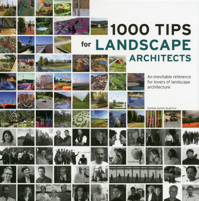 1000 TIPS FOR LANDSCAPE ARCHITECTS