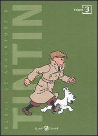 TINTIN EN ITALIEN VOLUME 3 (ED 2011)