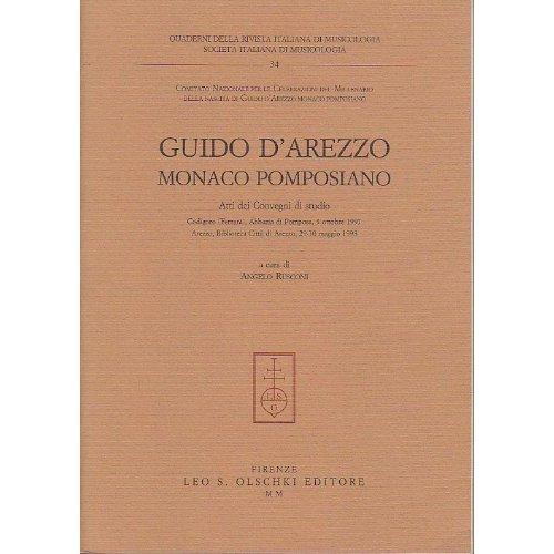 GUIDO D'AREZZO MONACO POMPOSIANO