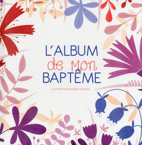 L'ALBUM DE MON BAPTEME