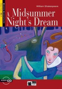 MIDSUMMER NIGHT'S DREAM+CD B2.1