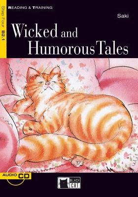 WICKED AND HUMOROUS TALES+CD B2.1