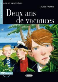 DEUX ANS VACANCES+CD
