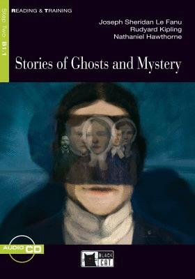 STORIES OF GHOSTS & MYSTERY+CD B1.1