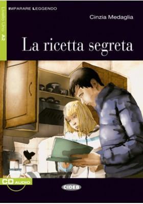 RICETTA SEGRETA+CD  A2