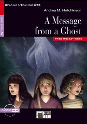 MESSAGE FROM A GHOST+CD A2