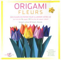 ORIGAMI - FLEURS