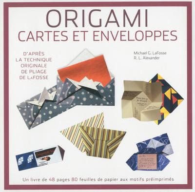 ORIGAMI - CARTES ET ENVELOPPES