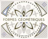 FORMES GEOMETRIQUES - 12 CARTES DE VOEUX AVEC ENVELOPPES