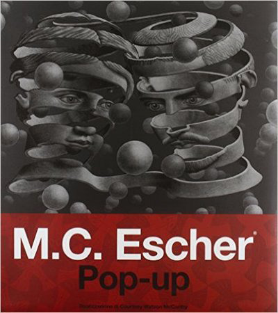 M.C. ESCHER - POP-UP
