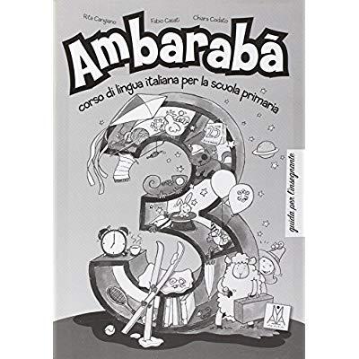 AMBARABA 3 (GUIDA INSEGNANTE)