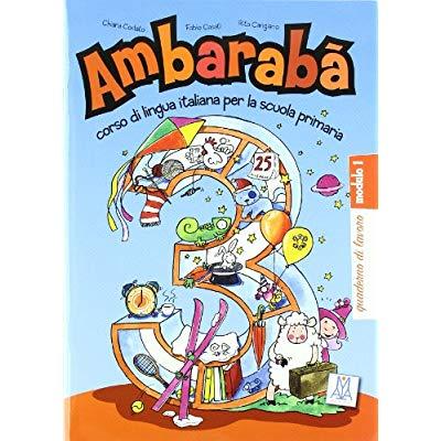 AMBARABA 3 (QUADERNO DI LAVORO)