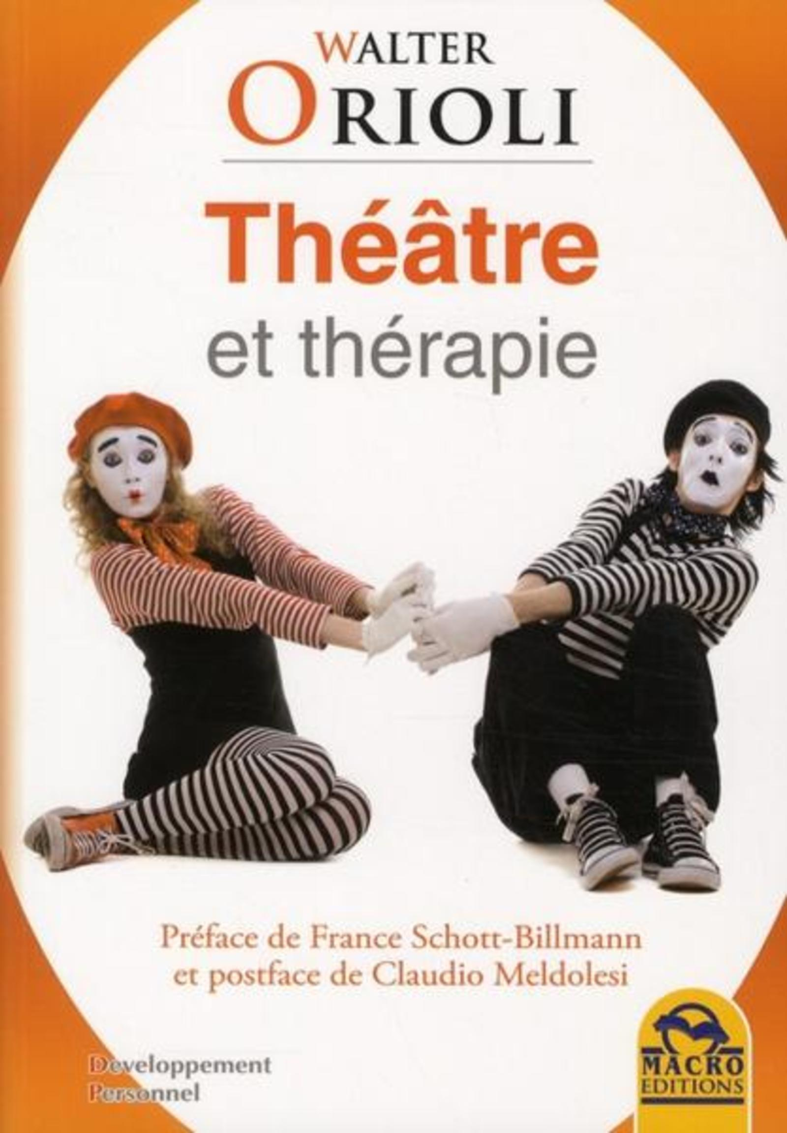 THEATRE ET THERAPIE