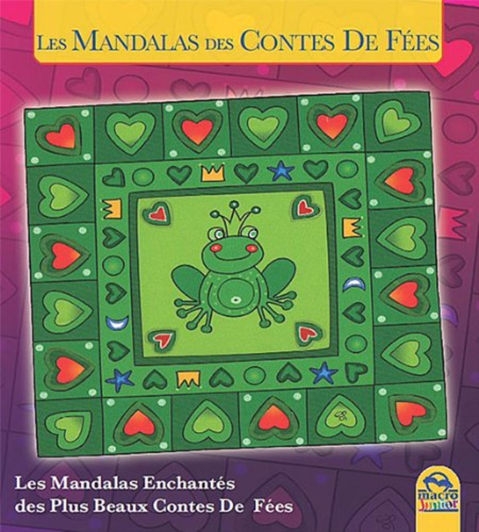 LES MANDALAS DES CONTES DE FEES