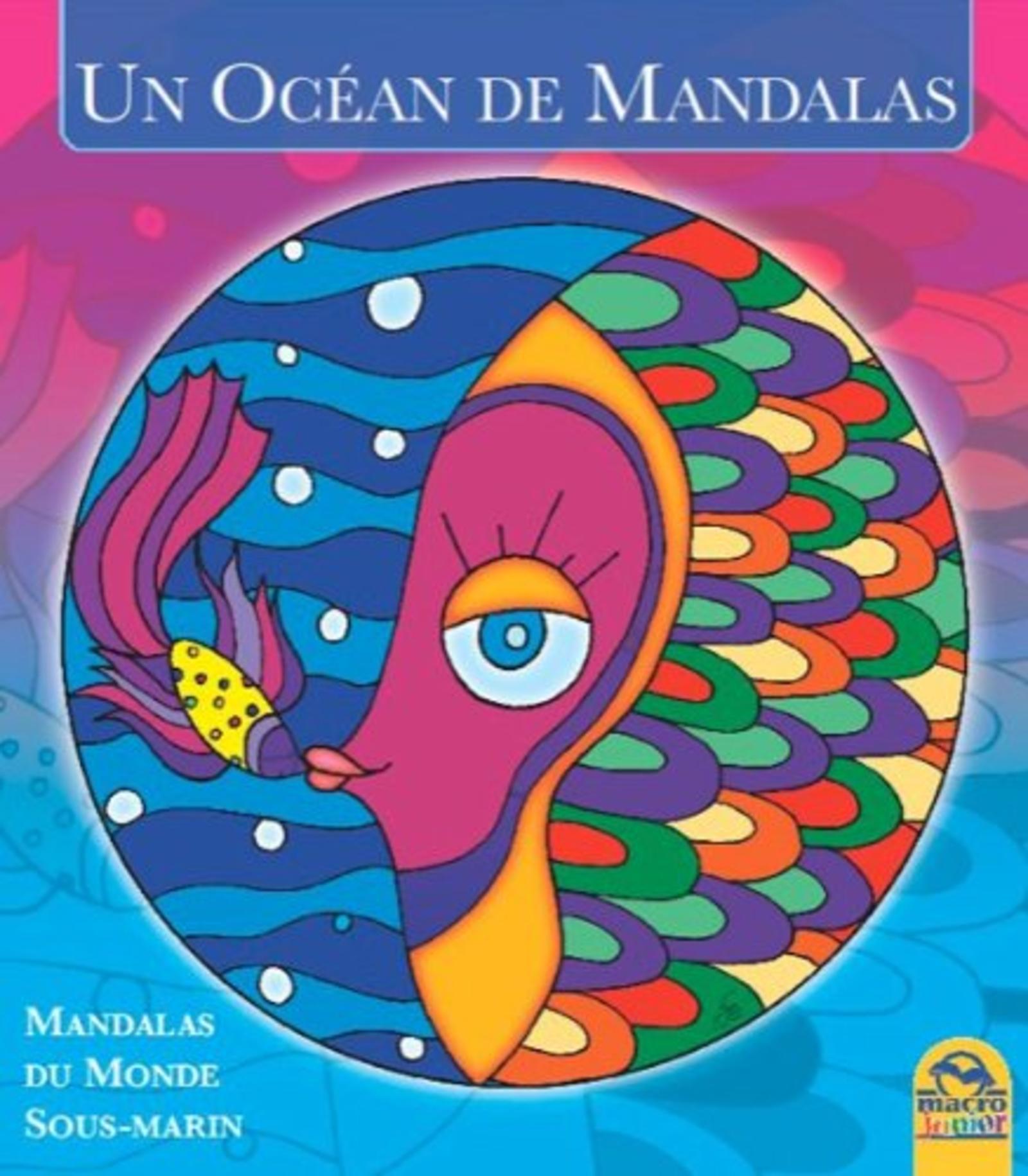 UN OCEAN DE MANDALAS