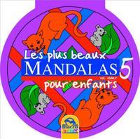 PLUS BEAUX MANDALAS VIOLET 5