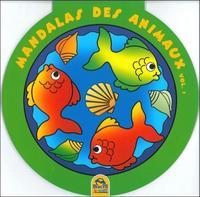 MANDALAS DES ANIMAUX - VOL.1