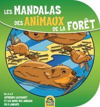 LES MANDALAS DES ANIMAUX DE LA FORET