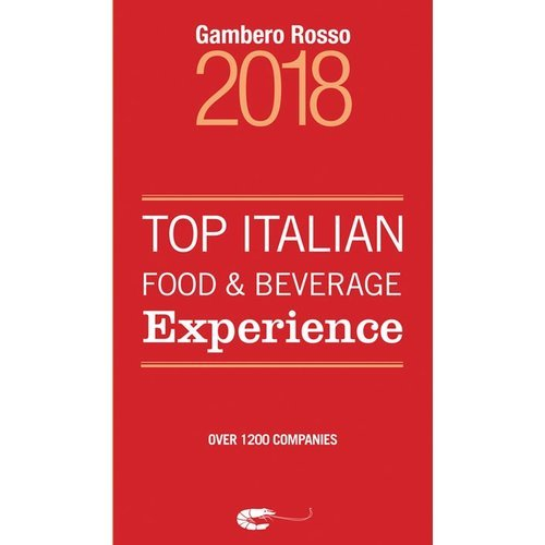 TOP ITALIAN FOOD & BEVERAGE EXPERIENCE 2018 /ANGLAIS