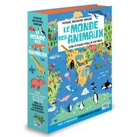 VOYAGE DECOUVRE EXPLORE LE MONDE DES ANIMAUX