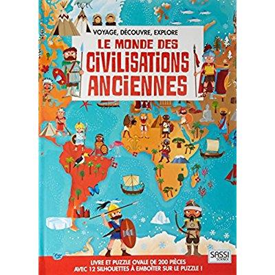 LE MONDE DES CIVILISATIONS ANCIENNES