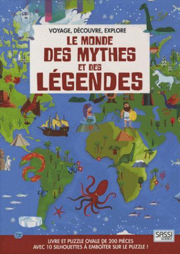 LE MONDE DES MYTHES ET LEGENDES