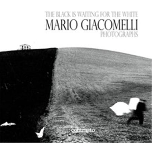 MARIO GIACOMELLI THE BLACK IS WAITING FOR THE WHITE /ANGLAIS