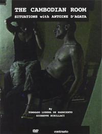 ANTOINE D'AGATA - THE CAMBODIAN ROOM /FRANCAIS/ANGLAIS/ITALIEN